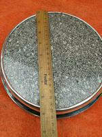Antique Sterling Silver Hallmarked Pot Stand 1882 (2 of 10)