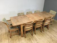 Heals Dining Room Table & Chairs
