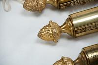 Set of Five Brass Curtain Rails removed from Downing Street (7 of 10)