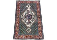 Antique Bakhtiar Rug (2 of 12)