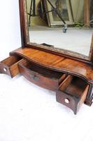 Antique Georgian Mahogany Dressing Table Mirror (12 of 13)
