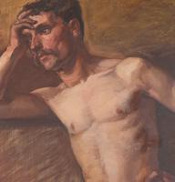 Nude Male Study (3 of 5)