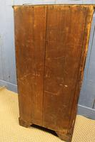 Small Mahogany Bedroom or Office Cabinet. 19th Century (10 of 10)