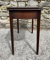 Antique Georgian Mahogany Fold Over Tea Table (15 of 27)