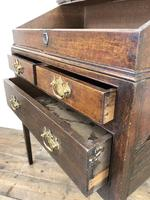 18th Century Oak Clerks Desk (10 of 12)