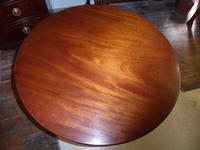 18th Century Round Tilt Table (5 of 5)