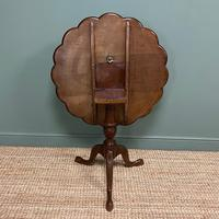 Quality Victorian Mahogany Antique Supper Table (4 of 9)