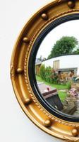 Art Deco Regency Style, Convex, Porthole  Mirror (4 of 13)