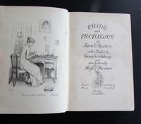 1894  1st Peacock Edition.    Pride & Prejudice by Jane Austen, Illustrated by Hugh Thomson. (2 of 4)