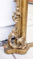 Full Height Victorian Giltwood Pier Mirror / Dressing Mirror (4 of 27)