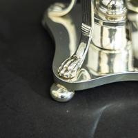 Edwardian Irish Silver Samovar (7 of 20)