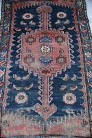 Antique Well Worn Eastern Rug (4 of 12)