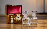 Burr Walnut Perfume Box 1870 (11 of 13)