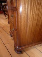 Scottish Kneehole Desk by Whytock & Reid (7 of 10)