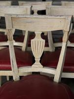 Set of 8 French Directoire Dining Chairs (11 of 16)