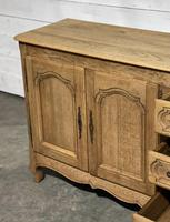 French Bleached Oak Sideboard or Dresser Base (18 of 23)