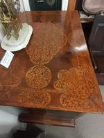 William & Mary Period Oyster Kingwood, Rosewood Marquetry Chest (2 of 8)