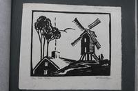 Album of 10 Woodblock Prints by Geoffrey Robert Russell (5 of 12)