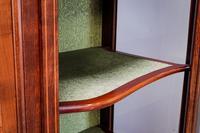 Inlaid Mahogany Display Cabinet (7 of 9)