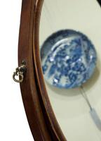Georgian Oval Mahogany Dressing Table Mirror (8 of 8)