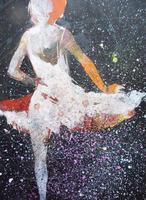 Watercolour Prima Donna Ballerina Signed (8 of 12)