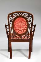 Chippendale Design Armchair - Chinese Period (5 of 6)