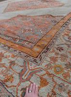 Massive Antique Ushak Carpet 597x525cm (2 of 13)
