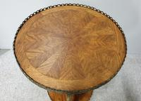 Superb French Brass Mounted Lamp Table (10 of 10)