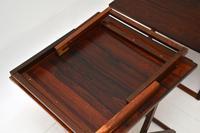 Vintage Danish Rosewood Illums Bolighus Nesting Tables (13 of 16)