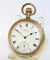 1912 Waltham Traveler Pocket Watch
