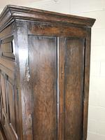 Large 18th Century Welsh Oak Hanging Cupboard (8 of 16)