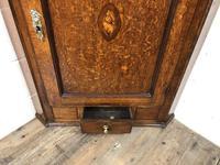 Georgian Oak Corner Cupboard with Inlay (5 of 10)