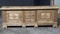 Large French Bleached Oak French Sideboard (2 of 24)