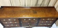 Superb 18th Century Oak Dresser Base (9 of 12)