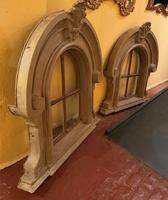 Two Dormer Windows in Cast Iron - 19th Century (7 of 11)