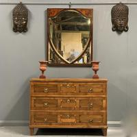 c18th Italian tulipwood and marquetry commode (2 of 11)