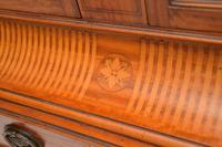 Antique Victorian Satinwood Display Cabinet (10 of 13)