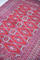 Eastern Red Wool Rug (4 of 11)