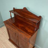 Quality Victorian Antique Mahogany Chiffonier / Sideboard (3 of 10)