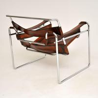 1960's Vintage Wassily Armchair by Marcel Breuer for Gavina (9 of 9)