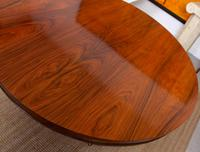 William IV Rosewood Breakfast Table Tilt Top Centre Dining Table (11 of 12)