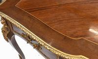 French Bureau Plat Antique Desk Writing Table Empire (6 of 13)