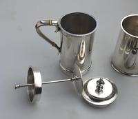 Extremely Rare Silver Plate Elkington Novelty Moorish Coffee Pot c.1901 (7 of 11)