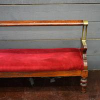Early Victorian Ships Port & Starboard Bench (8 of 8)
