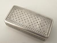 French antique silver combination vesta/cheroot cutter Paris c 1880 (7 of 14)