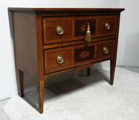 Super French Inlaid Commode Chest of Drawers (8 of 8)