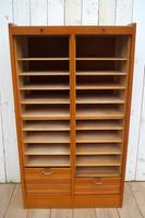 French Tambour Filing Cabinet (6 of 12)