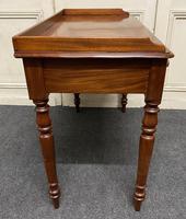 Mahogany  2 Drawer Writing Table (12 of 12)