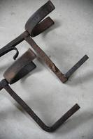 Antique Iron Firedogs (9 of 12)