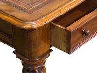 Mahogany Partners Writing Table c1850 (5 of 6)